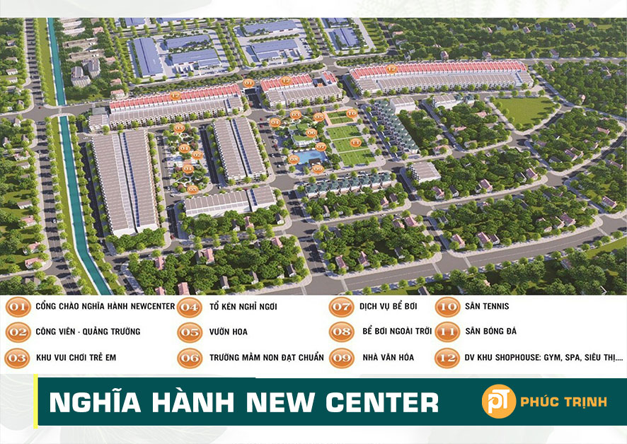 nghia hanh new center